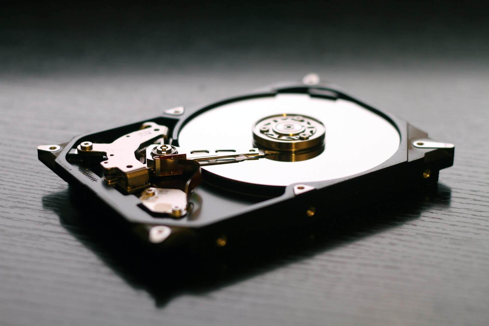 Adding a hard drive in CentOS 7