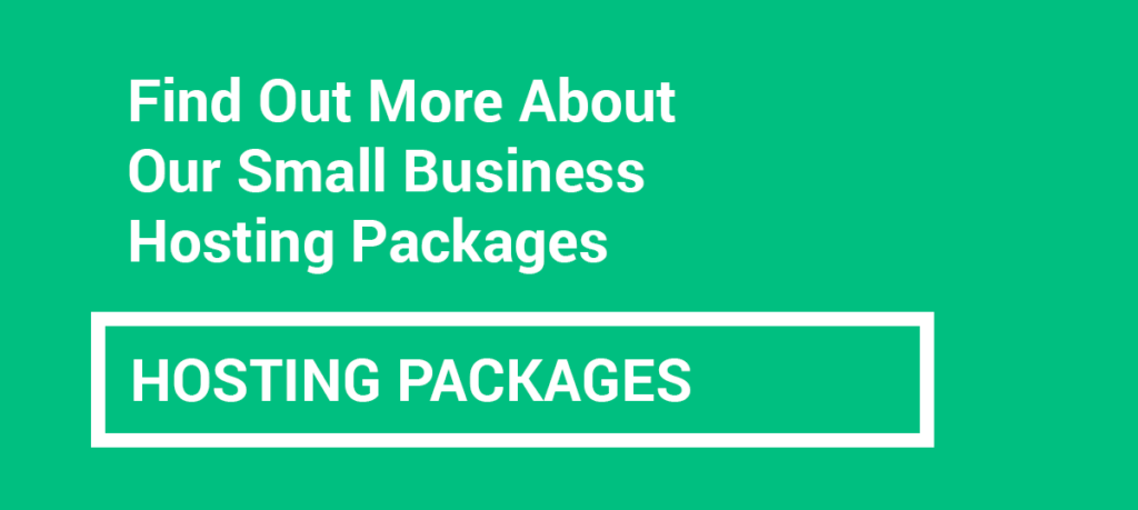small business hosting packages