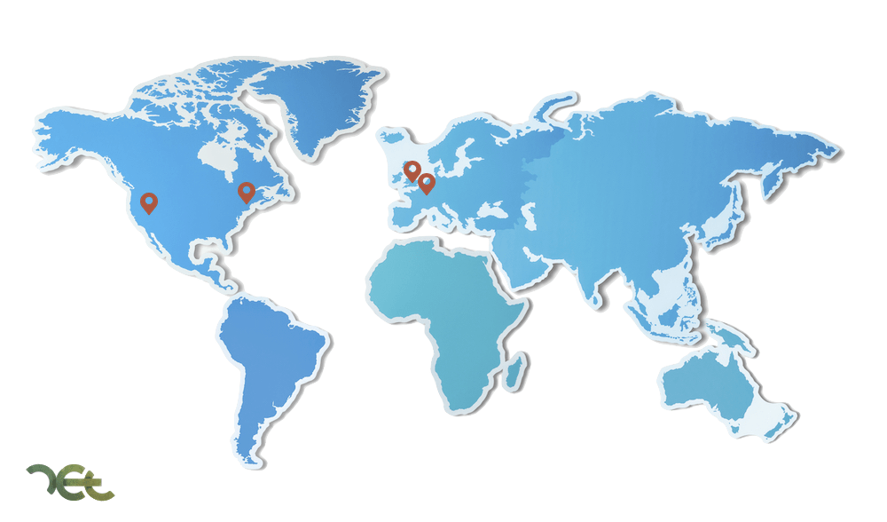 Anycast DNS Map