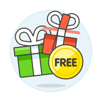 Charity Offer Icon